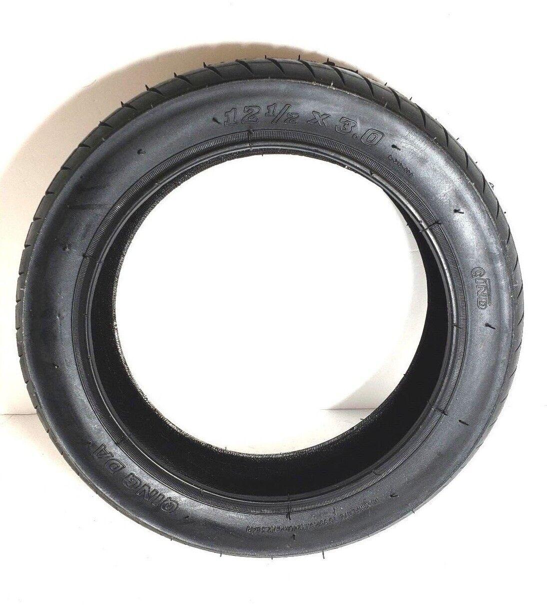 Tamaño de los neumáticos 12.5X3.0 para Currie Schwinn Street V-Groove Scooter eléctrico