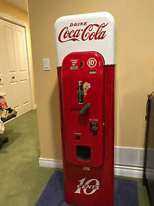 1957 Vmc44 Vendorlator 10 Cent Coke Vending Machine Ebay