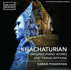 Original Works and Transcriptions von Karin Poghosyan (2015)