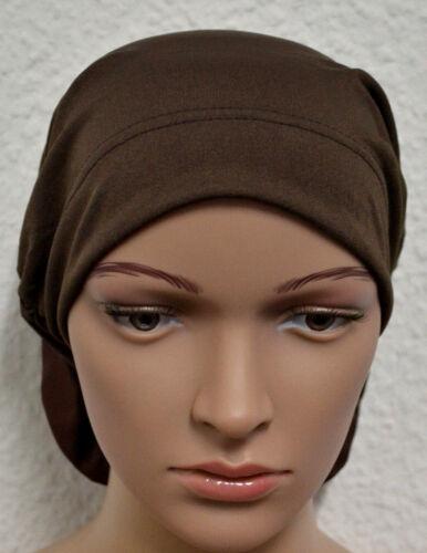 ISLAM-ABAYA Kopftuch-Hijab Turban Hijab Bonnet Cap Bone