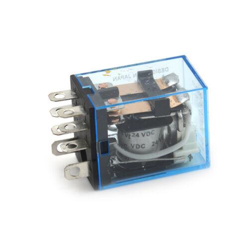 MY2P HH52P MY2NJ relay DC 12V coil general purpose DPDT Micro Mini RelayOD