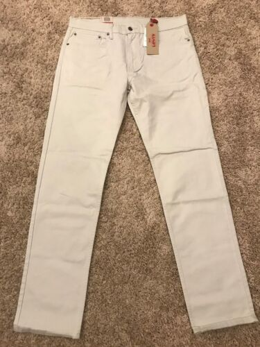 Fit 191291743117 Regular Levi's 5 59 Stretch Fit 502 Jeans Nwt Msrp Jeans 42x30 Moonstruck 0awq11