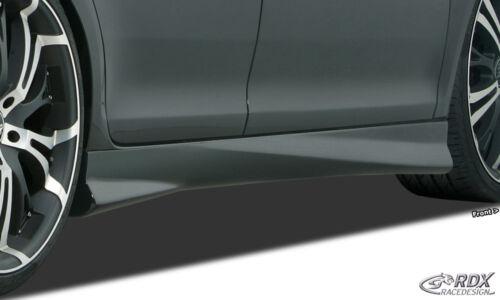"""RDX Seitenschweller für AUDI A3 8P 2//3-türer Schweller /""""Turbo/"""" Set Spoiler"""
