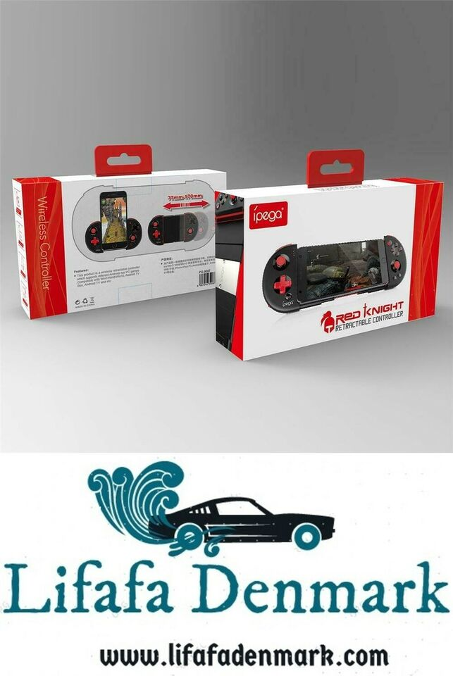 BLUETOOTH GAME CONTROLLER GAMEPAD FOR IOS ANDRO...