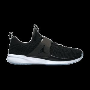 Men's Jordan Trainer 2 Flyknit Low Athletic Fashion Sneakers 921210 010 Black Seasonal clearance sale