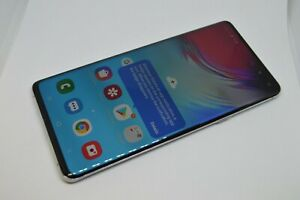 Samsung-Galaxy-S10-5G-256GB-Crown-Silver-Verizon-GSM-UNLOCKED-L464