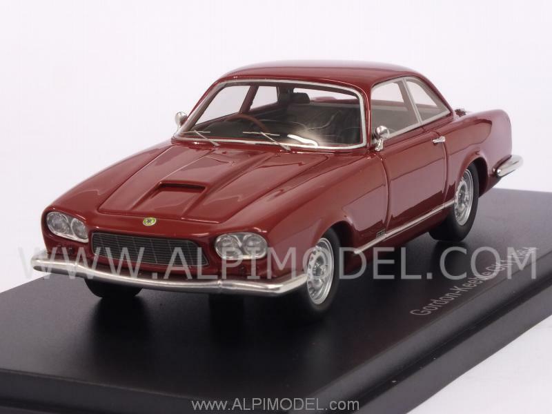 Gordon Keeble GK1 1964 Red 1 43 BoS 43775