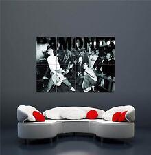 I RAMONES MUSIC BAND GRUPPO PUNK LEGGENDE Poster Art Print XXL GIGANTE wa280