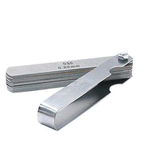 32 Blade Valve  Feeler 0.04-0.88 mm Gap Rangefinder Feeler Rule Gauge Spark Plug