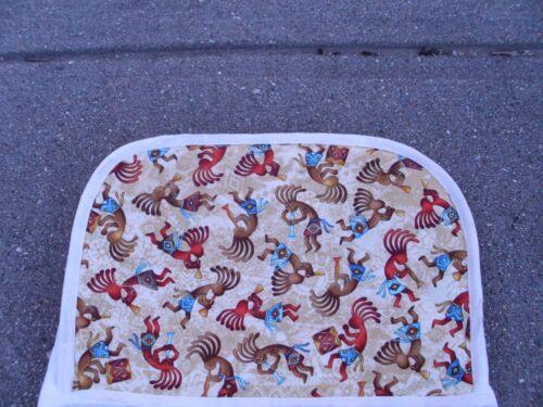 kokopelli 2 slice kitchen appliance cover