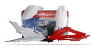 POLISPORT-KIT-PLASTICHE-ENDURO-RED-WHITE-HUSQVARNA-510-TC-2009-2010