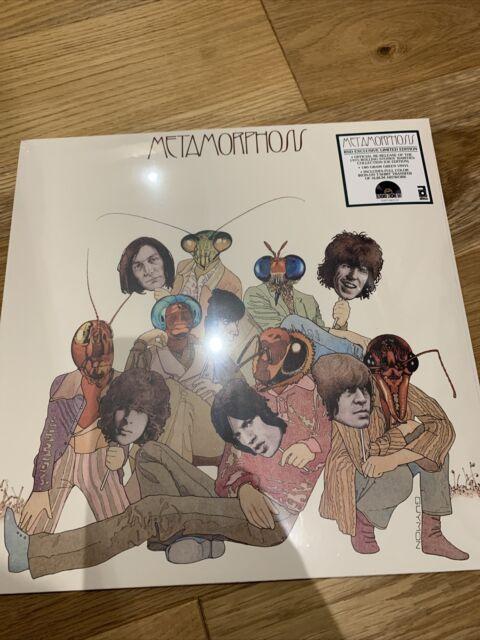 Rolling Stones Metamorphosis Vinyl RSD 2020 1LP New Sealed