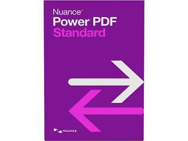 Power PDF Standard 2.0 + H&R Block Tax Software