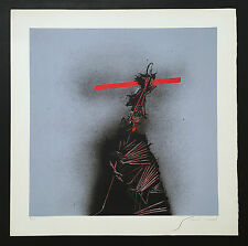 Emilio SCANAVINO - Serigrafia 60x60 cm. 100 ex. Con Autentica / 03
