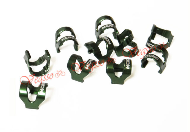 Green KCNC Cable Housing Clip