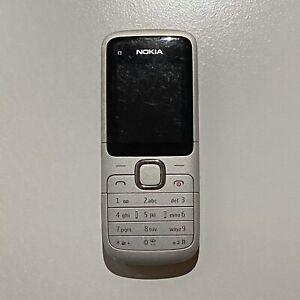 Nokia-C1-01-1-8-034-2G-Plateado-Desbloqueado-condiciones-de-trabajo