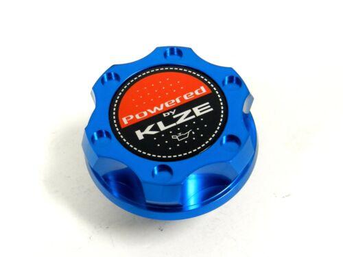 MAZDA MX-6 KLZE BLUE BILLET CNC RACING ENGINE OIL FILLER CAP FOR FORD PROBE
