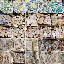 Cute Animal Plant Journal Deco Washi Stickers Scrapbooking Self Adhesive Sticker