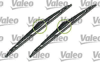 SUPER PROMO 2+1 BALAIS ESSUIE GLACE AV+AR VALEO    RENAULT  CLIO 2    3//98-5//09