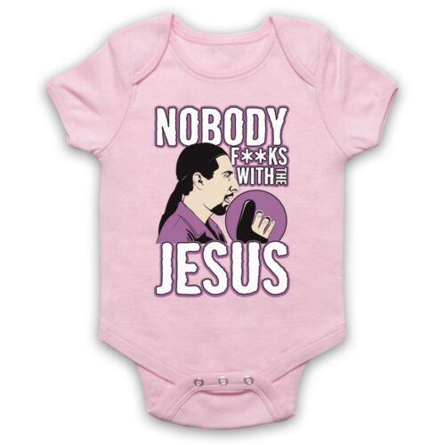 Personne ne Jésus non officiel The Big Lebowski Cohen Film Baby Grow Babygrow Cadeau