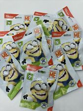 Mega Construx Despicable Me Minions Series 9 Blind Bag Lot of 4 NEW Free Shippin
