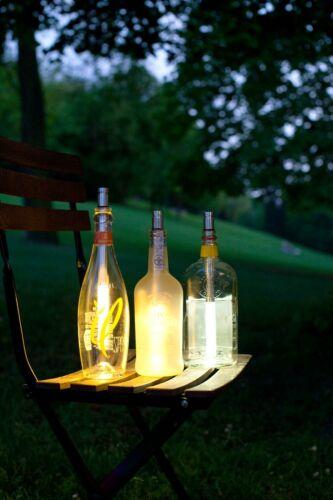 Warmweiß Bottle Light Flaschenlampe für die Beleuchtung von Flaschen