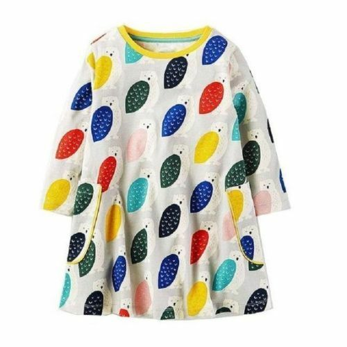 Dress girls Mini Boden jersey print swing tunic top various prints all ages