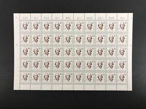 Berlin-50er-Bogen-MiNr-170-postfrisch-MNH-Formnummer-1-BW7539