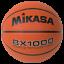 Mikasa BX1000 Series Basketball Rubber Cover