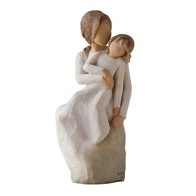 Willow Tree By My Side Figurine 27368 Sisters Girls Cousins in Branded Gift Box