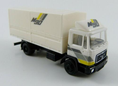 """ba10 Se camiones camastro//Plane /""""m90/"""" werbemod accesorios originales Herpa 1:87 h0 OVP"""