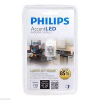 1 Philips Led T3 Accent Halogen Led Light Capsule 3.5w (20w) G4 Soft White