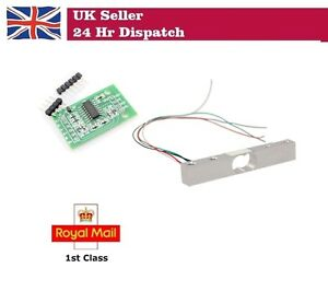 Details about Electronic Balance Weighing Load Cell Sensor 5Kg with HX711  Module