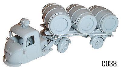 Dapol C033 00 Bausatz Scammell Scarab