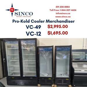 Buy Pro-Kold Cooler Merchandiser Canada Preview