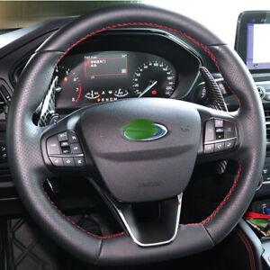 Schaltwippen-Schaltpaddel-Paddle-Shifter-fuer-Ford-Focus-MK4-Ecosport-ab-bj-2018