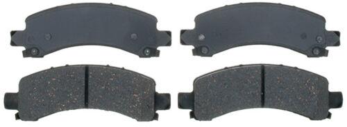 ACDelco 14D974ACH Rear Ceramic Brake Pads