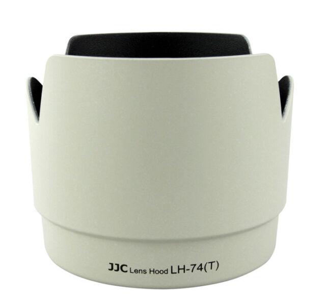 JJC Petal Lens Hood Replaes Canon ET-74 For EF 70-200mm f/4L IS USM Lens (Φ67mm)