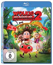 Blu-ray * WOLKIG MIT AUSSICHT AUF FLEISCHBÄLLCHEN 2 # NEU OVP <
