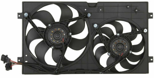 Radiator And Condenser Fan For Volkswagen Beetle  VW3115101