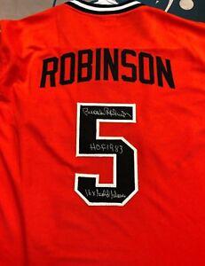 4f4b5f2d2e8 Image is loading Brooks-Robinson-Autograph-Baltimore-Orioles-Jersey-HOF-16x-