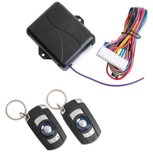 KIT CENTRALISATION BMW SERIE 3 316 318 320 323 325 TELECOMMANDE LOOK BMW