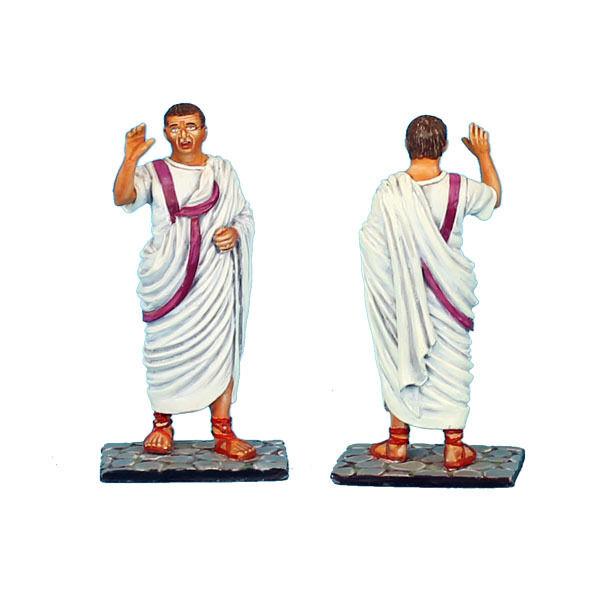 First Legion  ROM051 Roman Senator