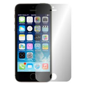 Slabo-Displayschutzfolie-fur-iPhone-5-5S-5C-SE-2er-Set-034-Crystal-Clear-034