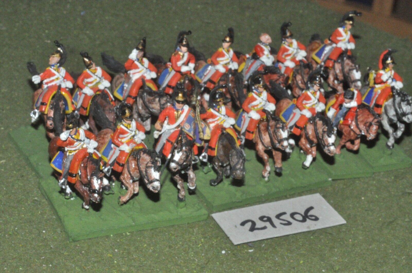 25 mm napoléoniennes/British-Dragoons 16 Figures-CAV Figures-CAV Figures-CAV (29506) 9b32d3