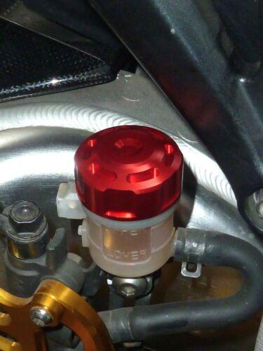 Yamaha R125 R25 R3 YZF-R25 Hintere Bremsflüssigkeitsbehälter Kappe Klappe