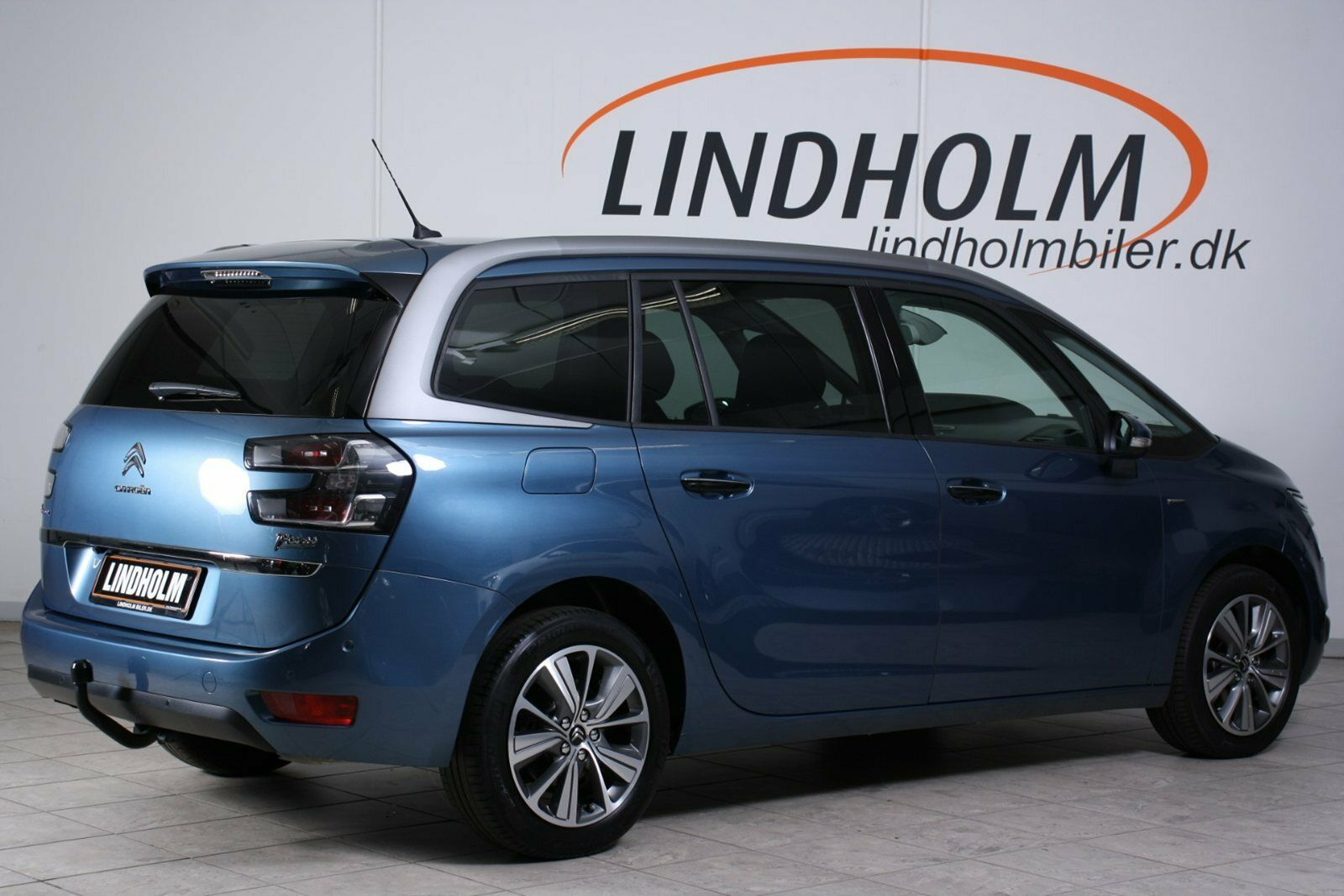 Citroën Grand C4 Picasso BlueHDi 150 Exclusive EAT6