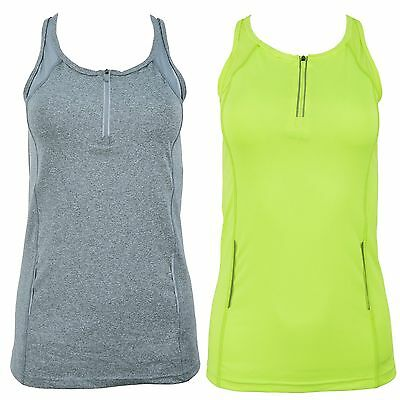 Tanktop atmungsaktiv Gr S M L Funktionstop Shirt Fitness Funktionsshirt