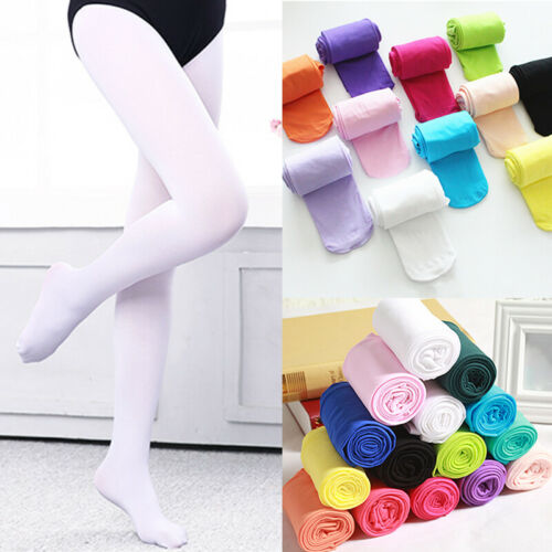 1PC Velvet Tights Pantyhose Stocking Candy Color Girls Spring Autumn Fashion