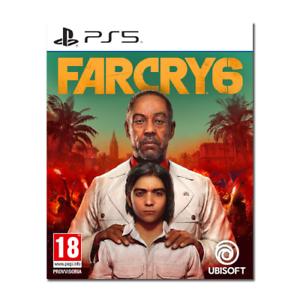 FAR CRY 6 PS5 IT PREVENDITA